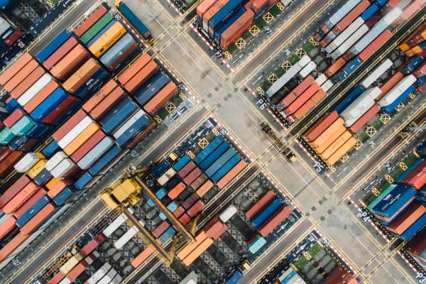 Blockchain is empowering a new era of logistics